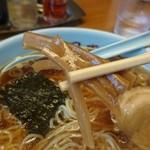 日本一食堂 - メンマ。リフト(^-^)/