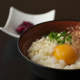 こだわりの卵◆絶品!卵かけごはん