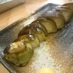 串カツのぼんちゃん - 水ナス浅漬
