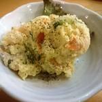 串カツのぼんちゃん - 自家製ポテトサラダ