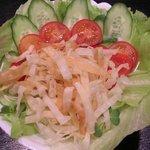 炭火串焼串まさ - サラダ
