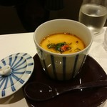 鮨 徳米 - 茶碗蒸し