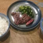 shodaigyuutanakabee - サガリ定食♪