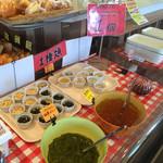 ブーランコ - モーニングはサラダやゼリーなどの小鉢1つ選べます
