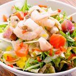 ちゃい九炉 - 海鮮きまぐれサラダ
