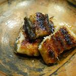 ろばた(呂者堂) - 天然鰻の蒲焼