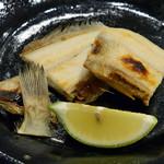 ろばた(呂者堂) - 柳かれい干物