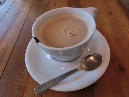 バニトイ ベーグル 国分寺店 - カフェラテは深い味わい♡
