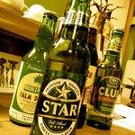 バオバブ - ここでしか飲めない!ガーナビール