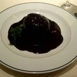 おはらス・レストラン - 牛テールの赤ワイン煮込み