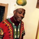 バオバブ - 頭に何か乗せたがる、ガーナ人店主サム★ヨロシクネ!