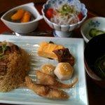 urawanounagimandana - 「いろは膳」 1,680円