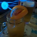 ストーブス - 受付嬢が飲んだカシスオレンジっぽいカクテル