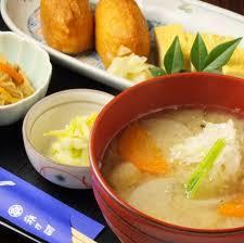 浜田屋 - けんちん汁定食