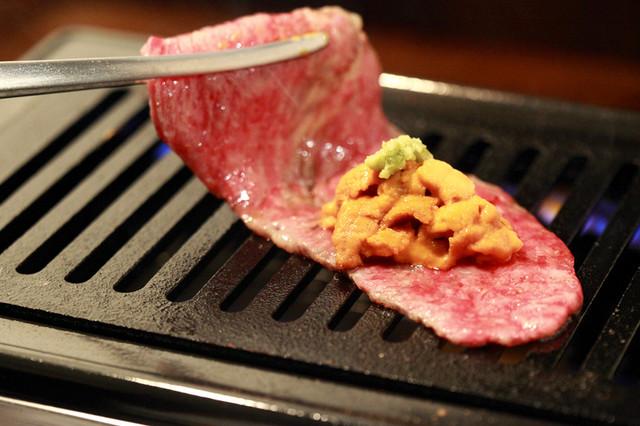焼肉×バル マルウシミート 新橋店