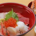 味里 - 海鮮丼