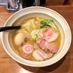 麺屋 NOROMA - 特選鶏そば