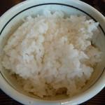Nikusakabajuraku - ご飯