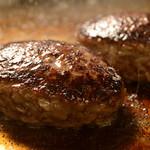 ヒノマルステーキ - こだわりのハンバーグ