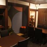 酒房 きん魚 - 2階テーブル席(4人掛け×3)※1テーブル最大5人掛けまで可能