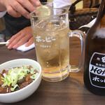 鐵屋 - ホッピー&牛すじ煮込み