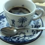 ぱんだかふぇ - ドリンク写真:ブレンドコーヒー