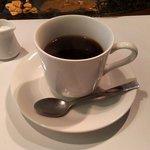ステーキハウス響 - コーヒー