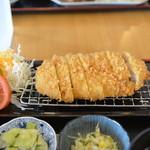 いな穂 - ロース豚カツ