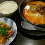 58267893 - 担々麺定食@1,000