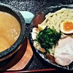 竹本商店 海老麺舎 - 【伊勢海老つけ麺】¥890(税別)
