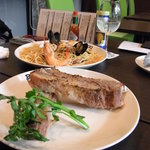 丸の内 BOOm Italiano Vegetables & Spareribs -
