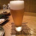 華暦 - 生ビール
