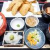 京ばし松輪 - 料理写真:鯵フライ定食