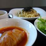 居酒屋 ぐぅー - 料理写真:レディースセット(¥990税込み)他にデザート、ドリンク付きます