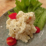 浜焼太郎 - ポテトサラダ(398円)