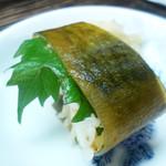 どんこ - 鯖寿司