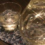串バル 梟 - 当店専属の日本酒アドバイザーが選定した珍しい、美味しい日本酒を置いております。なくなり次第終了です