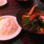 SOUP CURRY&HAMBURG 龍祈(TATSUKI) -