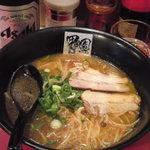 5828539 - ピリ辛醤油ラーメン(750円)