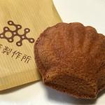 未来製作所 - ★★★☆ マドレーヌ 栗