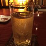酒肴BAR厳樫 - ドリンク写真:グレンリベットハイボール