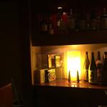 酒肴BAR厳樫 - 内観写真:バックバー