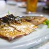 田や - 料理写真:鯖の燻製