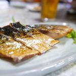 田や - 鯖の燻製