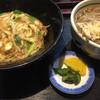 長兵衛そば - 料理写真:カツ丼とミニそばセット750円