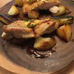 58291732 - 柏産味わい鶏のスパイスロースト
