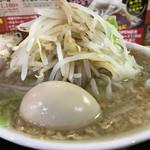 麺屋 とん嬉 - 野菜ノーマルの標高