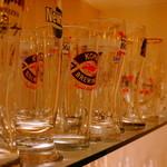 Hula - ビールはこだわりの専用グラスでどうぞ