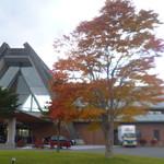 樽前カントリークラブ - 紅葉が綺麗ですよ♪