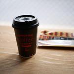 バイロンベイコーヒー - Cappuccino M¥430